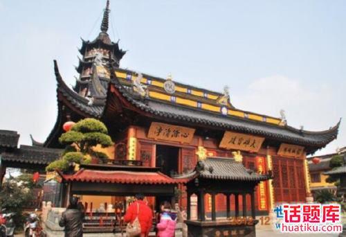 西林塔又名千佛塔,在庐山东林寺西,建于唐开元年间,明代洪武二十年