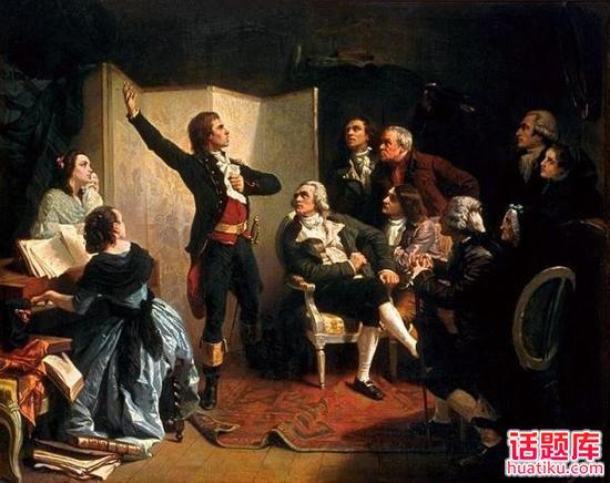 聊聊拿破仑二十六元帅之-克勒曼历史话题